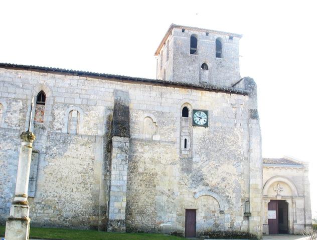 Église Saint-Martin de Fronsac