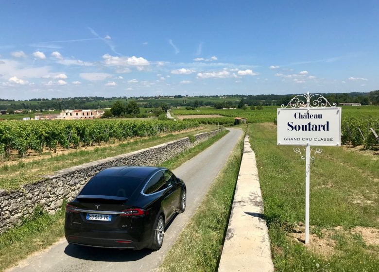 Eco Wine Tour ETransports