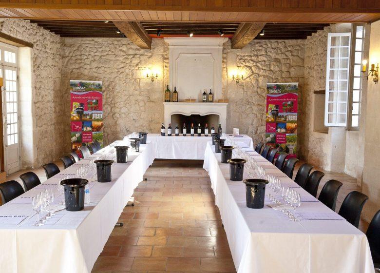 Maison des Vins de Fronsac