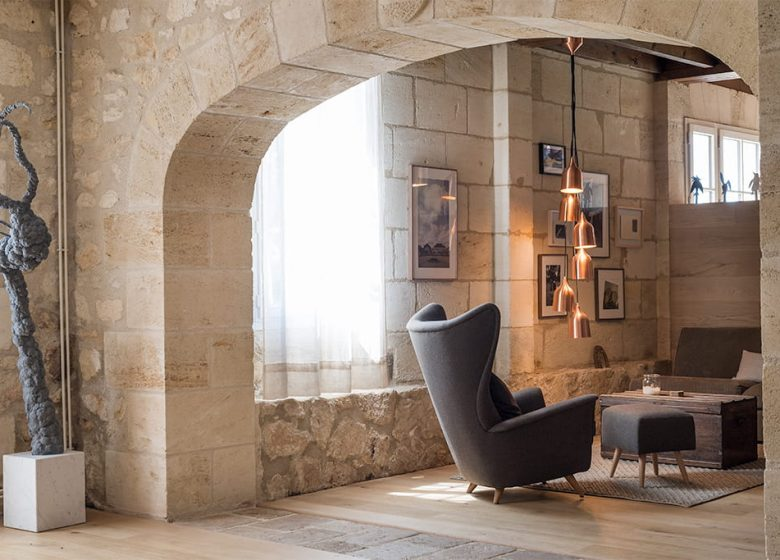 La Clochette du Château Carnay – La maison