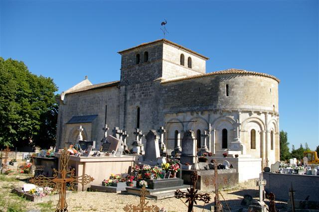 Église Saint-Pierre de La Lande-de-Fronsac