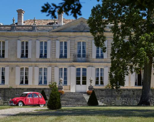 Château de la Dauphine – La Visite Patrimoine