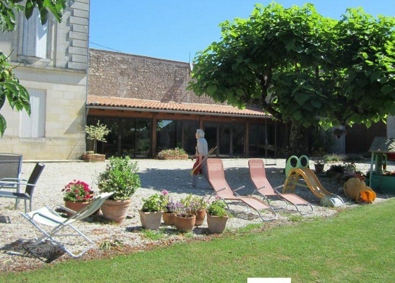 Vignobles Dorneau – Château La Croix