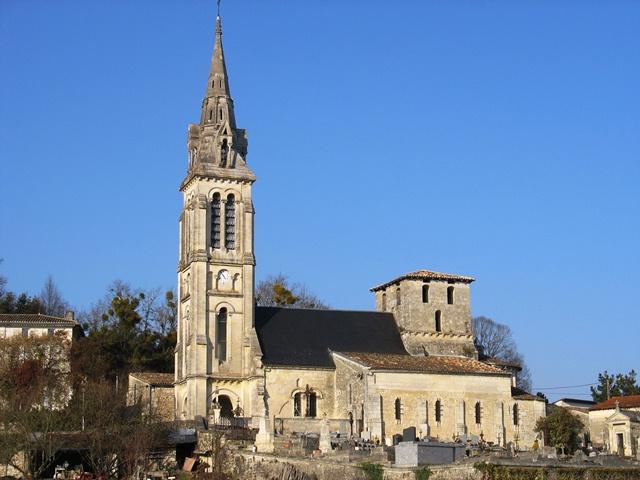 Église de Saint-Michel de Fronsac
